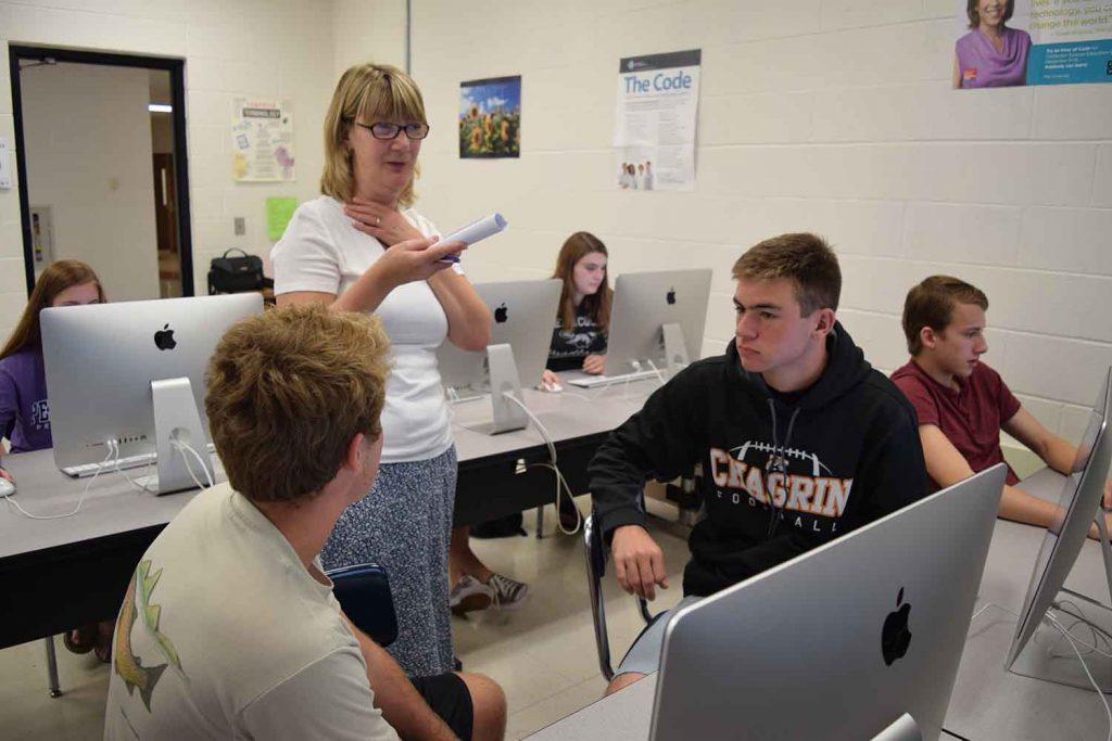 Computer Science Teacher Programs Her Way to App Store