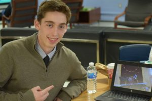 Humans of Chagrin: Reed Flynt