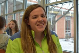 Humans of Chagrin: Claudia Bunker