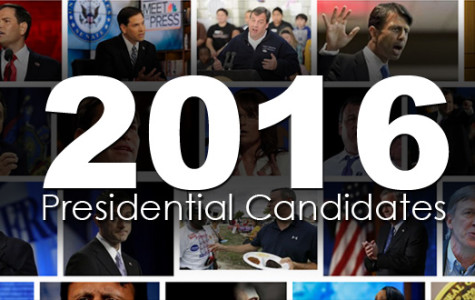 2016 Presidential Election: the race is on!