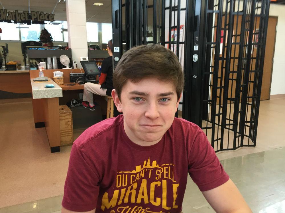 Human of Chagrin: Sean Cusack