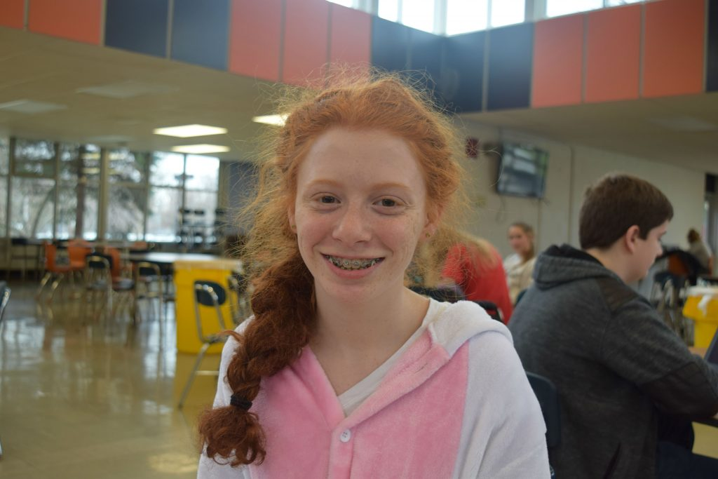 Humans of Chagrin: Gianna Cantor