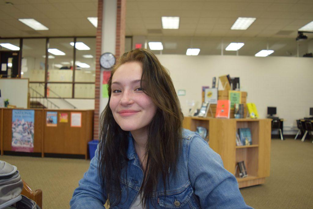 Humans of Chagrin: Tori Gross