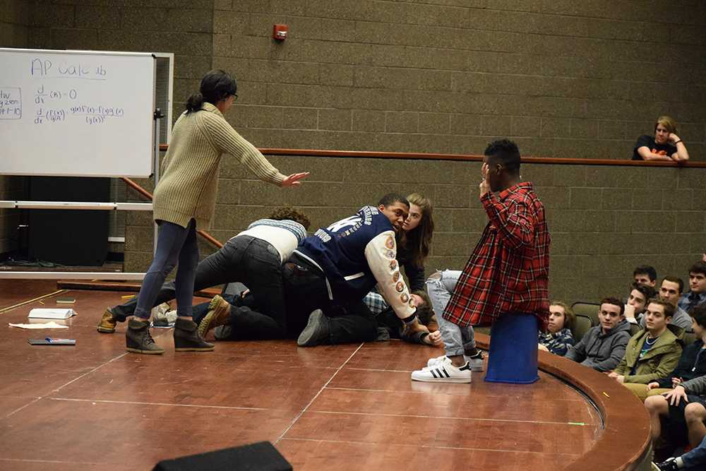 A.L.I.C.E. Drills and Assembly Teaches Students to be Aware of School Shooters