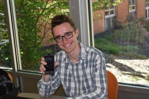 Humans Of Chagrin: Trevor Stevenson