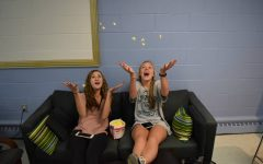 Humans of Chagrin: Anna Hazelton and Katie Sanford
