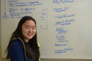 Humans of Chagrin: Madison Kang