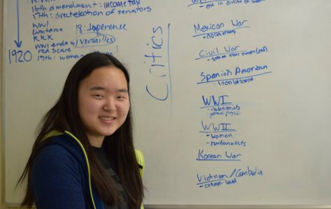 Humans of Chagrin: Madison Kang