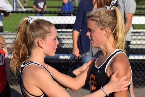Tigers' XC races their way to States