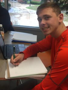 Humans of Chagrin: Max Faulds