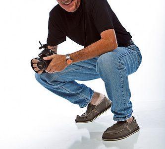 Expert Photographer Visits Photojournalism Class