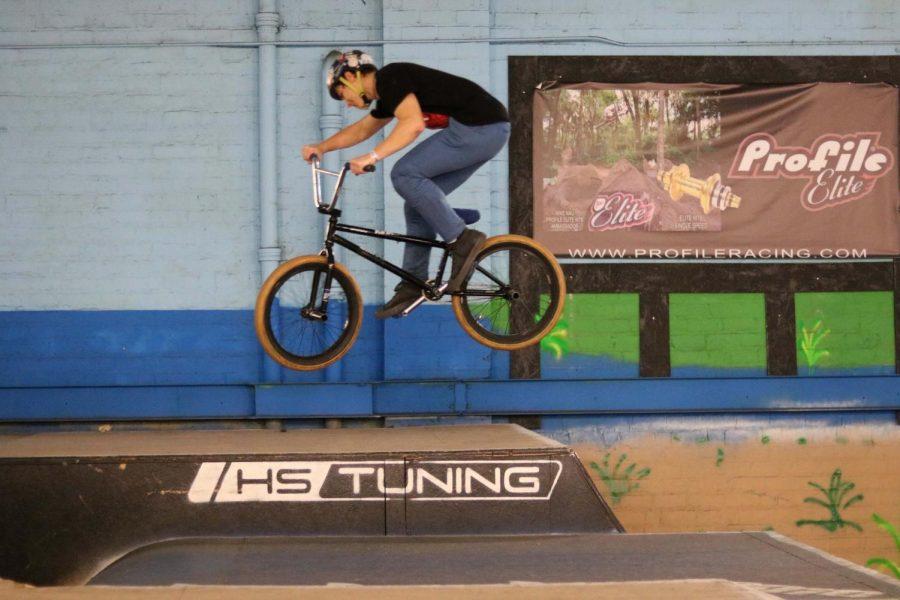 Cleveland Indoor Bike Park turns 14