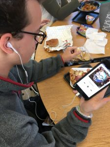 "Chagrin Students Jam Out to ""Quavo Huncho"""