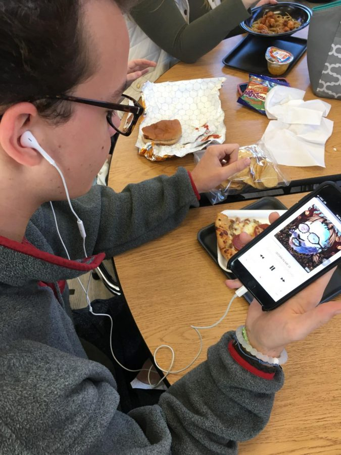Chagrin Students Jam Out to Quavo Huncho