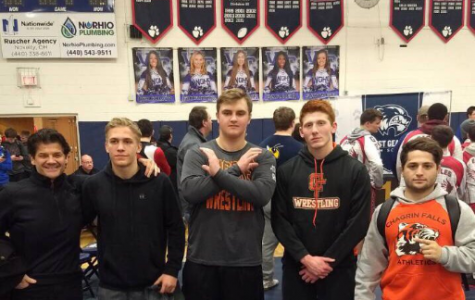 """Chagrin Wrestler """"wrecks"""" the Competition at CVC's"""