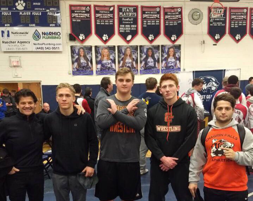 "Chagrin Wrestler ""wrecks"" the Competition at CVC's"