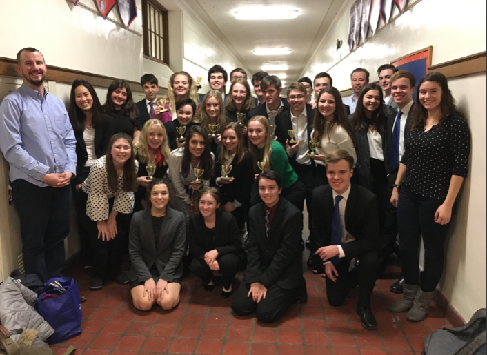 Chagrin+Falls+Speech+and+Debate+Competitors+Qualify+for+States+at+Districts