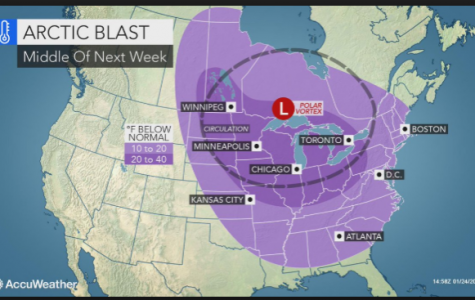Winter Storms Ravage The Midwest