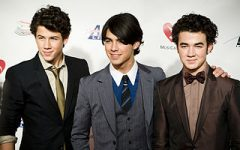 "Jonas Brothers' New Music ""Burnin' Up"" Charts"