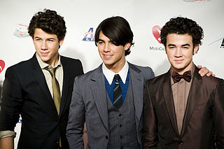 "Jonas Brothers' New Music ""Burnin' Up"" Charts"