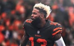 Browns trade for star wide receiver Odell Beckham Jr.