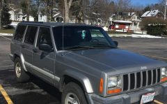 Car of the Month: Paul Gordos' 2000 Jeep Cherokee Sport