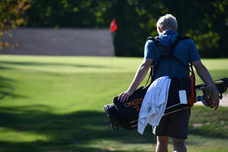 Golf team prepares for strong playoff run