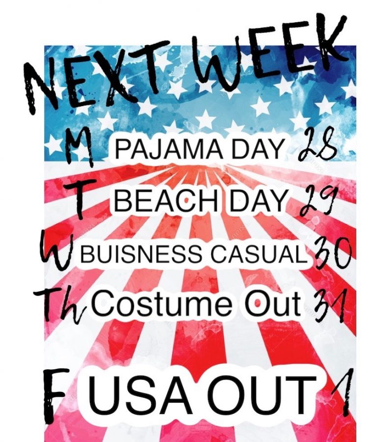 Spirit+Week+Festivities