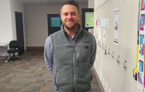 New teacher here at CFHS