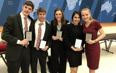 Five speech and debate qualifiers move on to Nationals