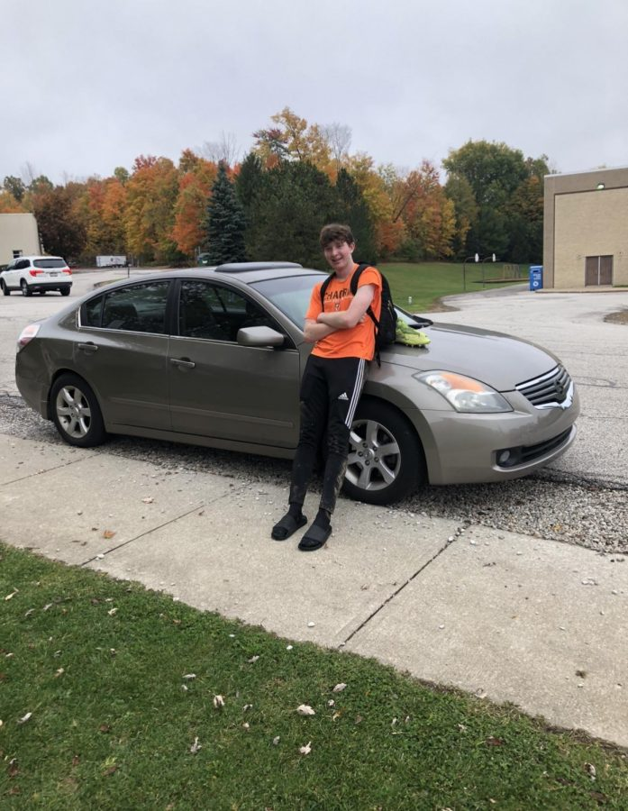 October Car of the Month: Brenden Levey's Nissan Altima