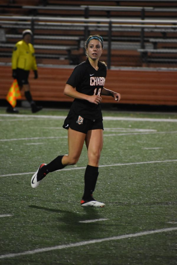 Chagrin Falls Women's Soccer Concludes Season