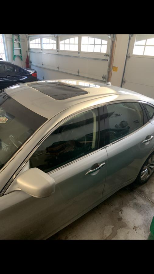 December Car of The Month: Tyler Mclain's Infiniti Q50