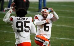 The Browns' Playoff Run Stops Short