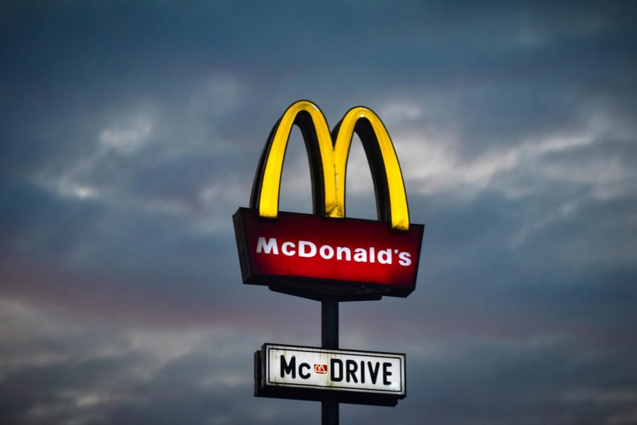 Highly Anticipated McDonald's Food