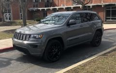 March Car of the Month: The Jeep Grand Cherokee