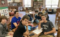 Coronavirus pandemic impacts high school's students and culture.