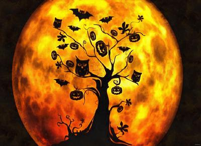 Halloween in Chagrin: the resurrection